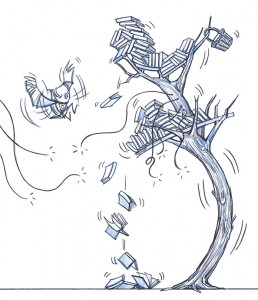 Illustration by Katherine Roy