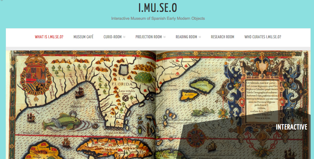 i. Mu.S.E.O. Interactive Museum of Spanish Early Modern Objects