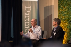 A fireside chat with Jeff Crowe at the Dartmouth Entrepreneurs Forum in San Francisco.