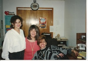 Entertainment and Tourism Editor for La Raza Newspaper in Chicago 1991