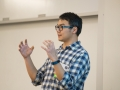 Annual Postdoc Research Day with presentations and poster competition, Lian Tiang, post-doc, Life Sciences Room 201