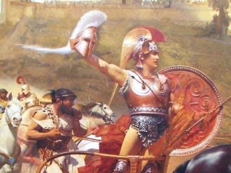 iliad achilles hero Best answer: the greatest hero of the iliad, was the son of thetis, a sea-goddess known for her far-reaching cosmic powers, known as akhilleus, more commonly known as achilles in the english tradition.