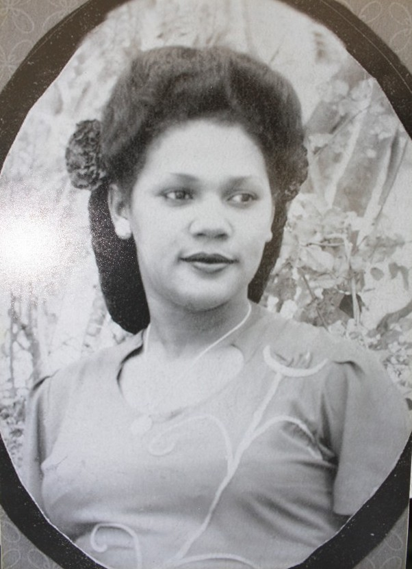 La Romana_MariaMendez DR circa 1940