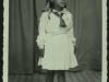 Rita in Religious School Uniform