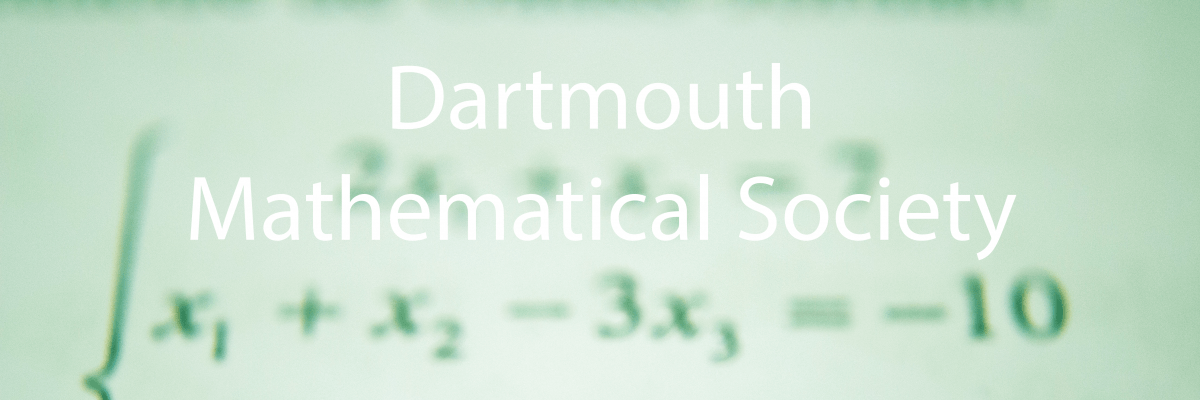 Dartmouth Mathematical Society