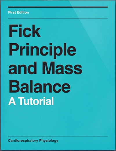 Fick Principle and Mass Balance
