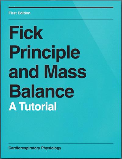 Fick Principle and Mass Balance