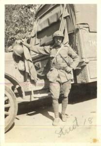 Albert B. Street, class of 1918