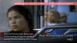 Jones Media Center Celebrates Latino Heritage Month