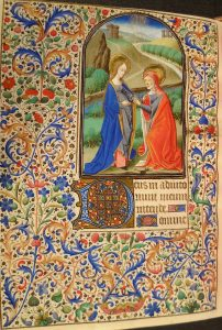 book of hours france ca. 1440