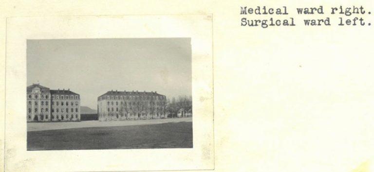 August 29, 1918: A Dartmouth Doctor in World War 1