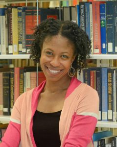 Photo of Rashauna Johnson, professor of history and AAAS