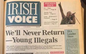 Irish Voice cover