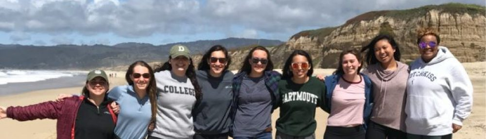 Dartmouth Women's Water Polo