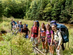 Picture of Dartmouth College First Year Trip Campers