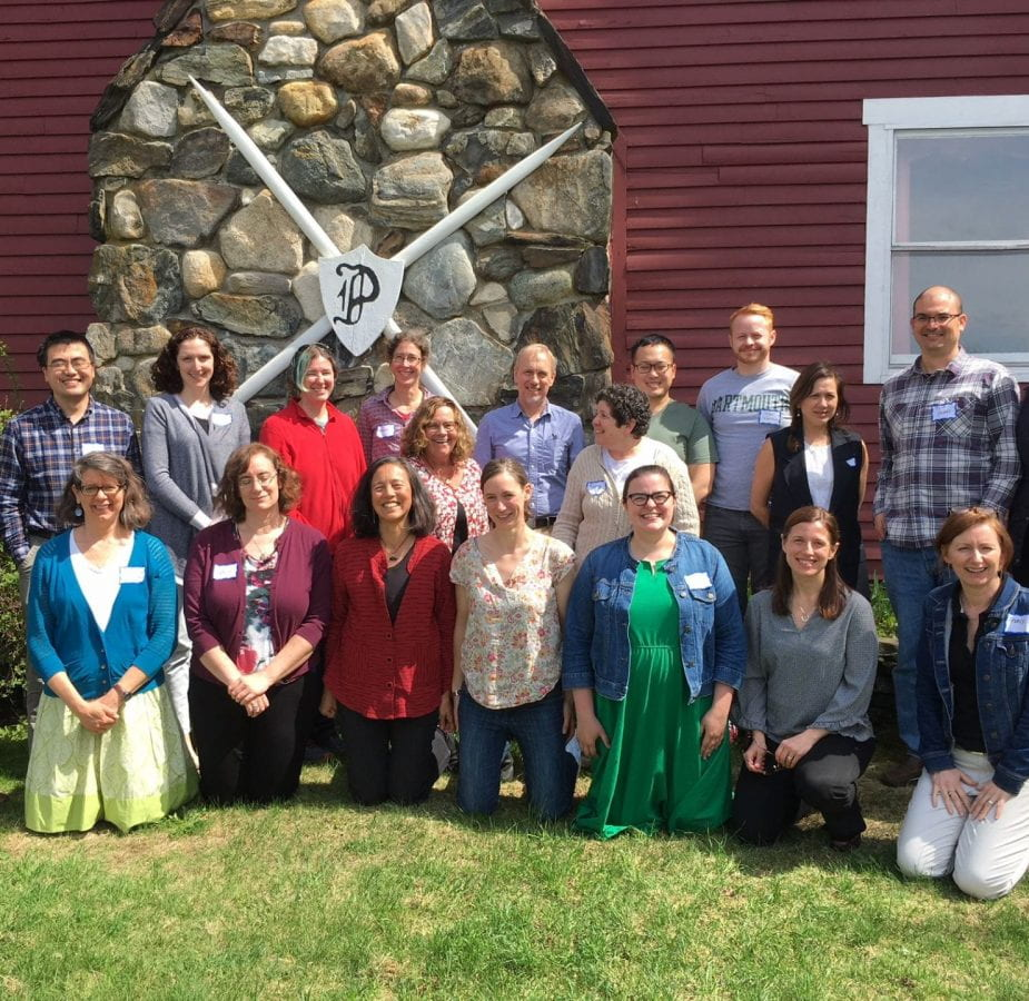 Group shot of program members