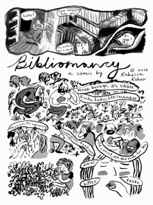 """Bibliomancy"" by Rebecca Roher"