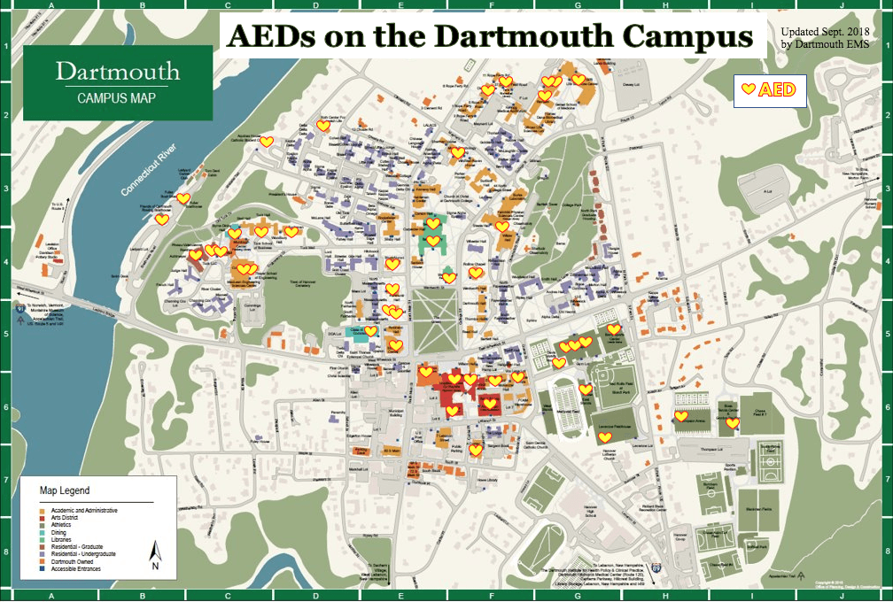 Aed Management Dartmouth Ems
