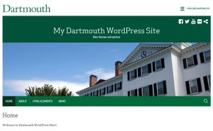 Dartmouth Green screenshot