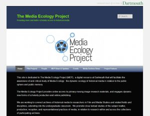 The Media Ecology Project