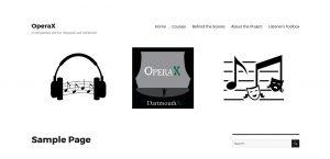 OperaX screenshot