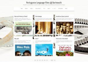 Portuguese Language Films at Dartmouth screenshot