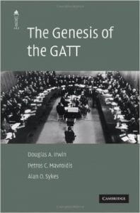 The Genesis of the GATT book cover