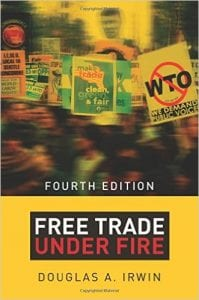 Free Trade Under Fire book cover