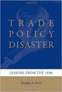 Trade Policy Disaster book cover