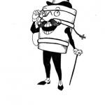 Mr. Peanut Keggy