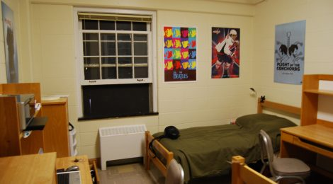 What your Dorm Room Decorations Say about your Stance on Abortion