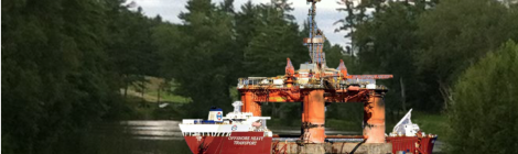 Hanlon Announces Plan to Open Occom Pond To Offshore Oil and Gas Drilling