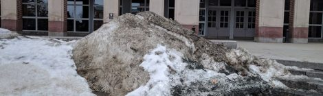 Giant Pile of Ice Joins Class of 2022