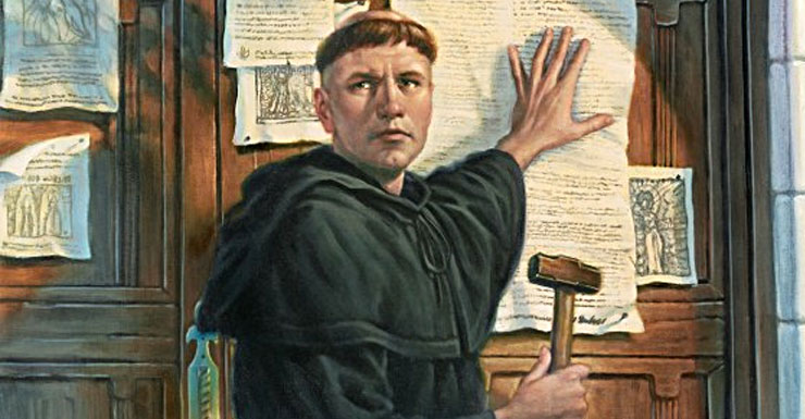 martin luther thesis 95