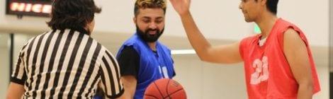 Student Appalled at Intramural Basketball Teammates' Lack of Effort
