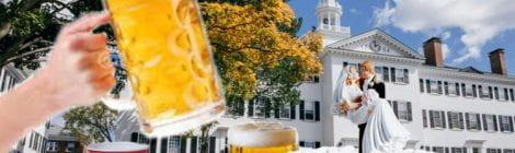 2026's Dartmouth Alumni Magazine Wedding Announcements