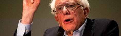OP-ED: I'm Voting for Bernie Sanders Because It Hurts When I Pee