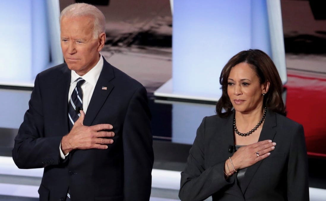Biden Picks Kamala Harris For Vp Republican Pundits Suddenly Extremely Concerned About Mass Incarceration In California