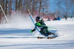 Dartmouth Ski Racer