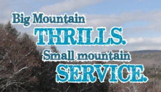 Big Mountain Thrills Small Mountain Service