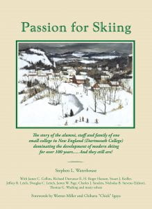 Passion for Skiing book cover