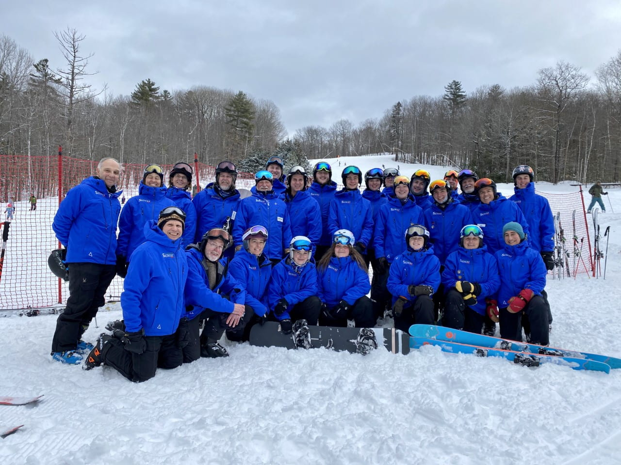 Snowsports School Team