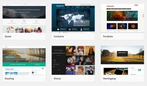 Themes wordpress snip