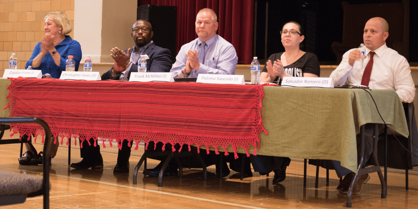 Student Organizers' Reflections on the Immigrant City Council Candidate Forum