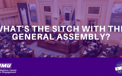 What do you know about the #Virginia General Assembly?