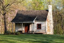 Gilmore cabin 2