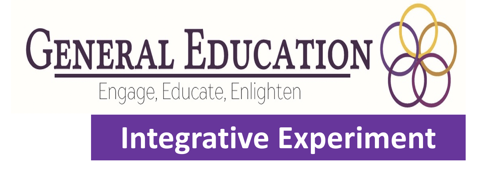 GenEd Integrative Course