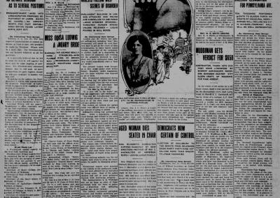 Rockingham Daily Record, January 30, 1913