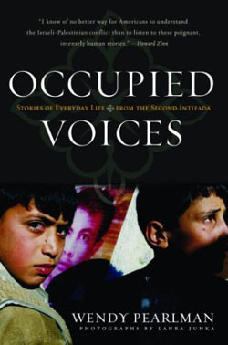 Occupied Voices Cover Image