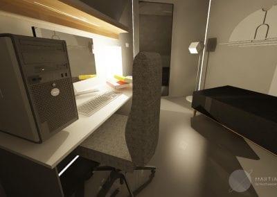 Northwestern - Martian Habitat Bedroom 1-2ahd1o3